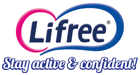 Lifree - Stay active & confident