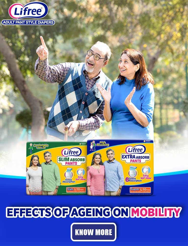 Lifree incontinence urine leakage products for senior citizen