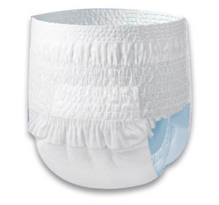 Adults pants style diaper